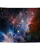 cheap -Wall Tapestry Art Decor Blanket Curtain Hanging Home Bedroom Living Room Polyester Carina Nebula