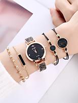cheap -Women's Quartz Watches Analog Quartz Stylish Minimalist Creative / PU Leather