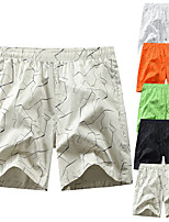 cheap -Men's Swim Shorts Swim Trunks Board Shorts Breathable Quick Dry Swimming Surfing Water Sports Summer