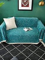 cheap -Sofa Cover Solid Colored Printed Polyester Slipcovers