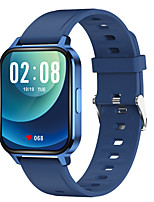 cheap -Q18 Unisex Smartwatch Bluetooth Heart Rate Monitor Blood Pressure Measurement Calories Burned Health Care Anti-lost Pedometer Call Reminder Activity Tracker Sleep Tracker Sedentary Reminder
