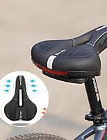 cheap -Bike Saddle / Bike Seat Breathable Soft Comfortable Professional PVC(PolyVinyl Chloride) PC Cycling Road Bike Mountain Bike MTB Recreational Cycling Black / Red Black