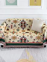 cheap -Sofa Cover Multi Color / Geometric Printed Cotton Slipcovers