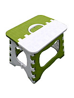 cheap -Camping Stool Multifunctional Portable Breathable Ultra Light (UL) PP for 1 person Fishing Beach Camping Traveling Autumn / Fall Winter White Green