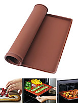 cheap -Silicone Cake Mold Multifunctional Swiss Roll Mat High Temperature Resistance Bakeware Mat Baking Mold