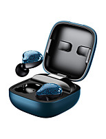 cheap -Remax TWS-33 Wireless Earbuds TWS Headphones Bluetooth Earpiece Bluetooth5.0 Stereo with Charging Box for for Mobile Phone