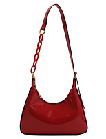 cheap -Women's Bags Top Handle Bag Hobo Bag Daily Date 2021 Handbags Baguette Bag Black Red Beige Coffee