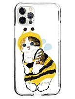 cheap -Animal Case For Apple iPhone 12 iPhone 11 iPhone 12 Pro Max Unique Design Protective Case Pattern Back Cover TPU