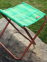 cheap -Camping Stool Multifunctional Portable Breathable Ultra Light (UL) Oxford for 1 person Fishing Beach Camping Traveling Autumn / Fall Winter Black Green