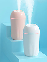 cheap -300ML Ultrasonic Mini Air Humidifier Aroma Essential Oil Diffuser Home Car USB Fogger Mist Maker with LED Night Lamp