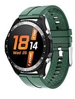 cheap -CK30 Men Women Smartwatch Android iOS Bluetooth Waterproof Heart Rate Monitor Blood Pressure Measurement Sports Body Temperature Test Sleep Tracker