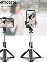 cheap -L02 Bluetooth Selfie Stick Extendable Tiktok Youtube Selfie Stick Max Length to 100cm Wireless Control Selfie Stick For Samsung iPhone Xiaomi Huawei Smart Devices