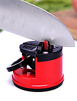 cheap -Knife Sharpener with Suction Sharpening Tool Easy and Safe to Sharpens Kitchen Chef Knives Damascus Knives Sharpener DIY Cooking at Home