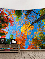 cheap -Wall Tapestry Art Decor Blanket Curtain Hanging Home Bedroom Living Room Decoration and Modern and Landscape Forest
