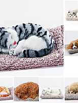 cheap -Car Decoration Creative Simulation Dog Car  Package Car Bamboo Charcoal Plush Toy Interior Supplies Cat