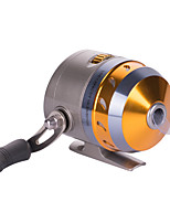 cheap -Fishing Reel Spincast Reel 4.3:1 Gear Ratio 3 Ball Bearings Easy Install for Sea Fishing / Freshwater Fishing / Carp Fishing