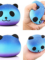 cheap -Squishy Panda Buns, Slow Rising Squishies Panda Soft and Scented Squeeze Star Panda Ball,Stress Relief toys for Adults and Kids,Great Gift for Christmas