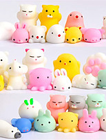 cheap -Squishy Squishies Squishy Toy Squeeze Toy / Sensory Toy 30 pcs Mini Animal Stress and Anxiety Relief Kawaii Mochi For Kid's Adults' Boys and Girls