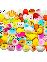 cheap -Squishy Squishies Squishy Toy Squeeze Toy / Sensory Toy 20 pcs Food Cake Dessert Soft Stress and Anxiety Relief Kawaii For Kid's Adults' Boys and Girls