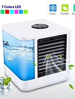 cheap -Mini Air Cooler Air Personal Space Cooler The Quick & Easy Way to Cool Any Space Air Conditioner Air Cooling Fan for Office Room