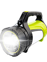 cheap -Outdoor Torch Flashlight for Outdoor Sports Activity 20W Waterproof Multi-function Dimmable Multiple use White 3.7V Outdoor Lighting 4 LED Beads