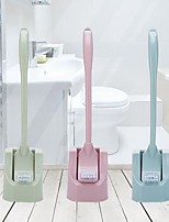 cheap -Cleaning Brush Floor Standing Modern Contemporary Plastic 1 set - cleaning Bathroom Decoration