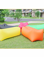 cheap -Air Sofa Outdoor Leisure Lazy Inflatable Bed Fast Inflatable Portable Foldable
