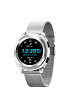 cheap -M1 Smartwatch for Android iOS Bluetooth IP68 Waterproof Level Touch Screen Heart Rate Monitor Blood Pressure Measurement Sports Long Standby Pedometer Call Reminder Activity Tracker Sleep Tracker