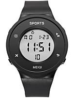 cheap -Men's Dress Watch Digital Digital Sporty Stylish Large Dial / One Year / Silicone