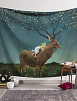 cheap -Wall Tapestry Art Decor Blanket Curtain Hanging Home Bedroom Living Room Decoration and Fairytale Theme and Fantasy