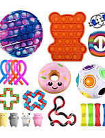 cheap -21 pcs Sensory Fidget Toys Bundle-DNA Stress Relief Balls with Fidget Hand Toys for Anxiety Kids & Adults-Calming Toys for ADHD Autism Anxiety
