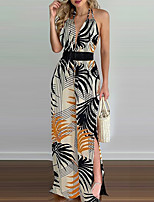 cheap -a large number of digital printing colorful jumpsuits in 2021 amazon aliexpress wish independent station