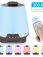 cheap -Essential Oil Diffuser Premium 5 In 1 Ultrasonic Aromatherapy Scented Oil Diffuser Vaporizer Humidifier Timer and Waterless Auto-Off 7 LED Light Colors