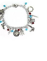 cheap -ivy & clover inspired by percy pegasus jackson charm bracelet