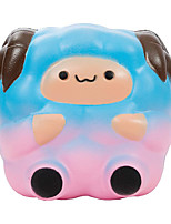cheap -Sheep Animal Squishy Jumbo Cream Scented Soft Squishies Slow Rising Squeeze Toys