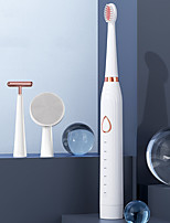 cheap -Electric Toothbrush Soft Hair Six-speed Adult USB Rechargeable Ultrasonic Vibration Electric Toothbrush