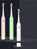 cheap -Ultrasonic Electric Toothbrush Waterproof Adult Fully Automatic Rechargeable Electric Toothbrush Oral Cleaner
