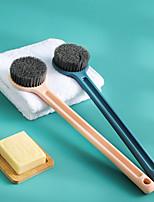 cheap -Bath Brush Soft Hair Rubbing Back Bath Brush Rubbing Bath Bathing And Washing Brush, Adult Rubbing And Bathing Products