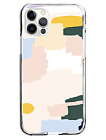 cheap -Creative Patterned Case For Apple iPhone 12 iPhone 11 iPhone 12 Pro Max Unique Design Protective Case Pattern Back Cover TPU
