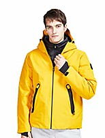 cheap -Women's Men's Hiking Softshell Jacket Hiking Fleece Jacket Autumn / Fall Winter Outdoor Quick Dry Lightweight Breathable Sweat wicking Hoodie Winter Jacket Top Fishing Climbing Running Navy Red Yellow