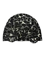 cheap -2019 creative european and american children's baby baby elastic loose bow leopard print children's hood