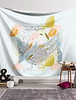 cheap -Wall Tapestry Art Decor Blanket Curtain Hanging Home Bedroom Living Room Decoration Polyester Modern Minimalist Illustration Morandi Style