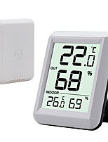 cheap -TS-FT0423 Portable / Multi-function Hygrometers 100m Measuring temperature and humidity, LCD backlight display