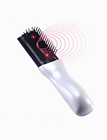 cheap -Infrared Electric Massage Comb Laser Scalp Massage Comb Head Vibration Massage Comb Anti-hair Loss Color Light Care