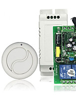 cheap -AC110V 220V 2CH Relay Switch /10A Relay/Learning Code Receiver For Light/LED Power ON OFF / 433mhz