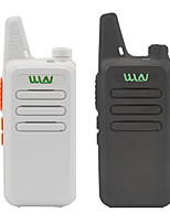 cheap -2020 WLN KD-C1 Mini Walkie Talkie  Handheld 2 Way Ham Radio hf Transceiver KD C1 uhf Communicator Station Mi-Ni wln KDC1