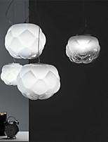 cheap -LED Pendant Light Bedside Lamp 25 cm Single Design Metal LED Nordic Style 110-240 V