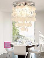 cheap -2-Light 30 cm Lantern Desgin Flush Mount Lights Metal Shell Electroplated LED 110-120V 220-240V