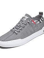 cheap -Men's Sneakers Sporty Look Comfort Shoes Skate Shoes Sporty Casual Daily Outdoor Fitness & Cross Training Shoes Walking Shoes Synthetics Breathable Shock Absorbing Wear Proof Booties / Ankle Boots