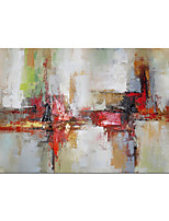 cheap -Oil Painting Hand Painted Abstract Wall Art Home Decoration Rolled Canvas No Frame Unstretched